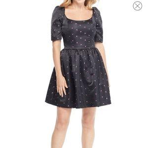 NWT Gal Meets Glam Maude Daisy  Bow Back Dress